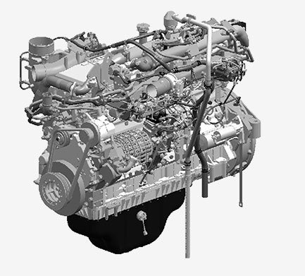 Isuzu 6WG1T Engine Workshop Service Repair Manual Download
