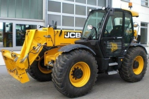 Download JCB 525, 58, 525, 67, 527, 58, 527 Telescopic Handler Service Repair Manual