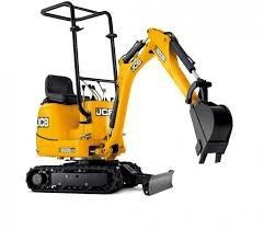 Download JCB 8008, 8010 Micro, Micro Plus Excavator Service Repair Manual