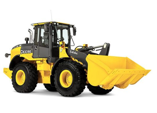 JOHN DEERE 544K WHEEL LOADER OPERATION AND TEST SERVICE TECHNICAL MANUAL TM13142X19