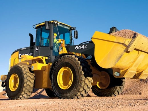JOHN DEERE 644K WHEEL LOADER OPERATION AND TEST SERVICE TECHNICAL MANUAL TM13116X19
