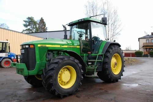 JOHN DEERE 8110 8210 8310 8410 TRACTOR OPERATION AND TEST SERVICE TECHNICAL MANUAL TM1796