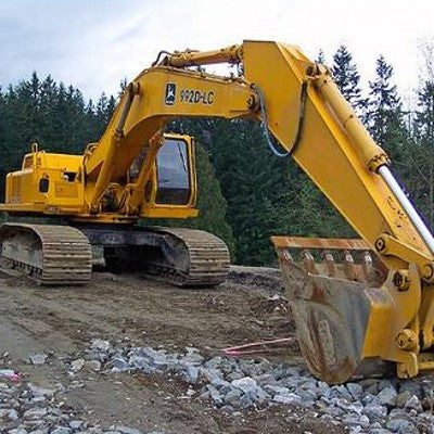 JOHN DEERE 992DLC EXCAVATOR TECHNICAL SERVICE REPAIR MANUAL TM1463