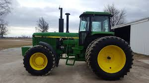 John Deere 4850 Tractor Workshop Service Repair Manual