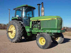 John Deere 4955 Tractor Workshop Service Repair Manual