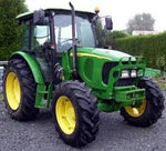 John Deere 5620, 5720, 5820 2WD or MFWD Tractor Diagnosis, Operation and Test Service Manual TM4791