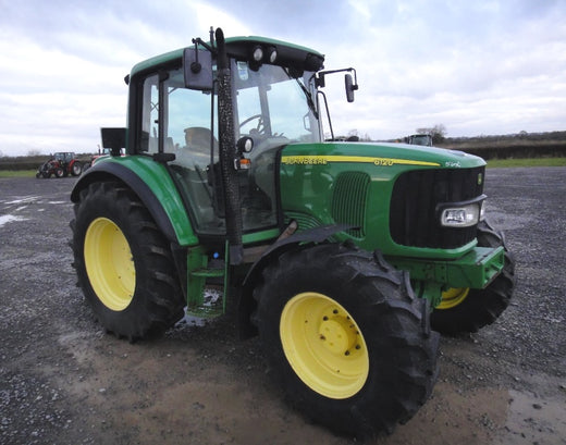 John Deere 6120, 6220(L), 6320(L), 6420(L), 6520L Tractor Diagnosis, Operation and Test Service Manual TM4733