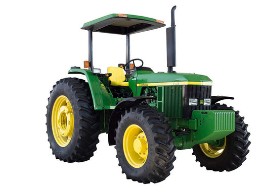 Download John Deere 6403 and 6603 2WD or MFWD - North American Tractor Repair Manual TM6024