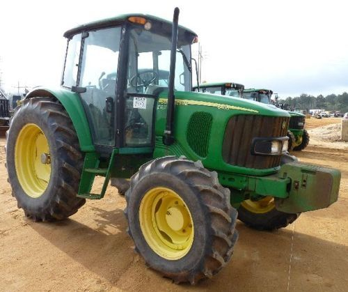 John Deere 6415, 6615, 7515 South America Tractor Diagnosis, Operation and Test Service Manual TM8128