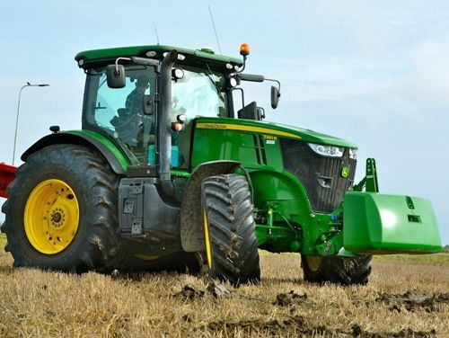 John Deere 7200R, 7215R, 7230R, 7260R, 7280R Tractors Diagnosis and Tests Service Manual TM110019