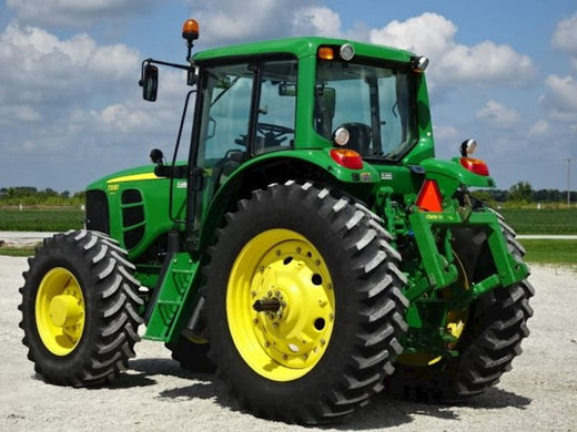 John Deere 7330 2WD or MFWD Tractors Diagnosis, Operation and Test Service Manual TM401119