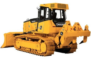 John Deere 750K and 850K Crawler Dozer Service Repair Technical Manual TM13282X19
