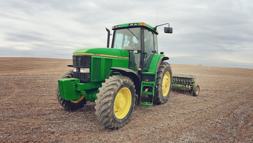 John Deere 7600, 7700 and 7800 2WD or MFWD Tractors Diagnosis and Tests Service Manual TM1501