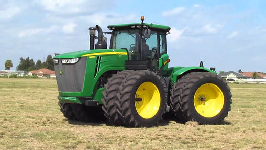 John Deere 9360R, 9410R, 9460R, 9510R, 9560R Tractor Diagnosis, Operation and Test Service Manual TM110619