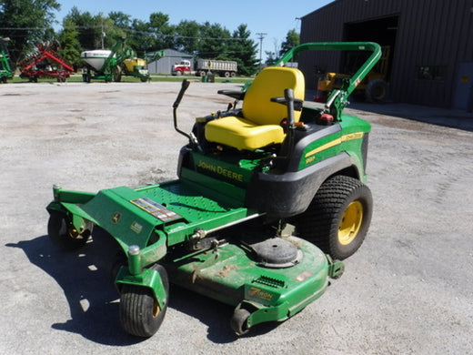 John Deere 997 Mid-Mount ZTRAK Commercial Mower Service Repair Technical Manual TM2259
