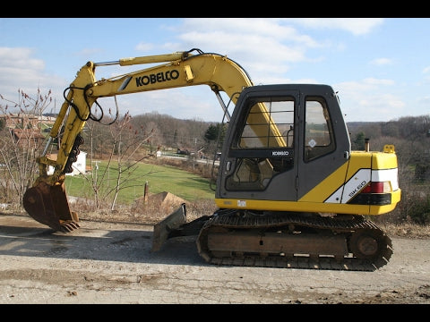 KOBELCO SK60 MINI EXCAVATOR SERVICE REPAIR MANUAL PDF