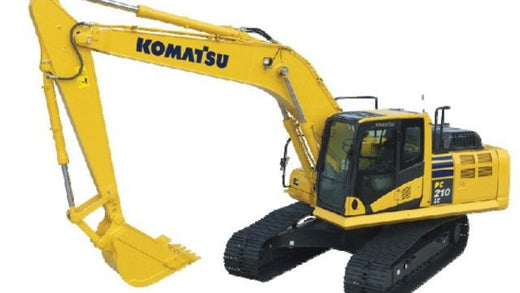 KOMATSU PC210, 210LC-6K, PC240, 240LC, PC240NLC-6K Hydraulic Excavator Service Repair Shop Manual