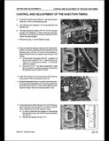 KOMATSU SK818-5SK820-5 turbo Skid-Steer Loader Service Repair Shop Manual WEBM005000