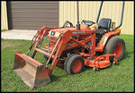 KUBOTA B1550D TRACTOR ILLUSTRATED PARTS MANUAL