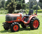 KUBOTA B2400HSD TRACTOR ILLUSTRATED PARTS MANUAL