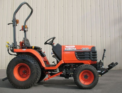 KUBOTA B2410 HSD TRACTOR ILLUSTRATED PARTS MANUAL