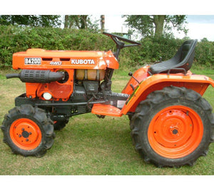 KUBOTA B4200D TRACTOR ILLUSTRATED PARTS MANUAL