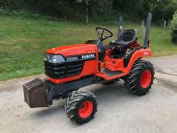 KUBOTA BX2200 D BX2200D TRACTOR ILLUSTRATED PARTS MANUAL