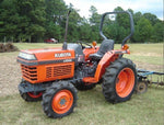 KUBOTA L2500F TRACTOR ILLUSTRATED PARTS MANUAL