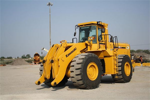 Kawasaki 115ZV2 Wheel Loader Workshop Service Repair Manual