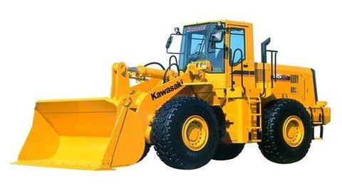 Kawasaki 45ZV2 Wheel Loader Workshop Service Repair Manual