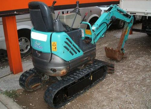 Kobelco Model SK09SR Hydraulic Excavator Workshop Service Repair Manual