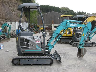 Kobelco Model SK15SR, SK20SR Hydraulic Excavator Workshop Service Repair Manual
