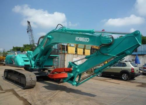 Kobelco Model SK220V SK220LCV Hydraulic Excavator Workshop Service Repair Manual