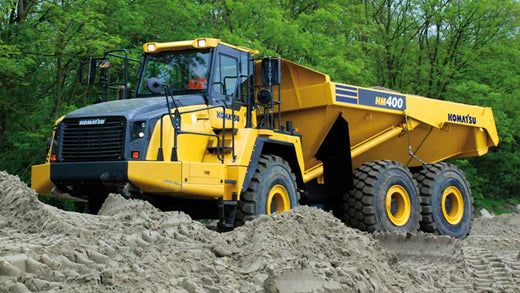 Download Komatsu HM400-3(JPN) Articulated Dump Truck Shop Service Repair Manual S/N 3001-UP