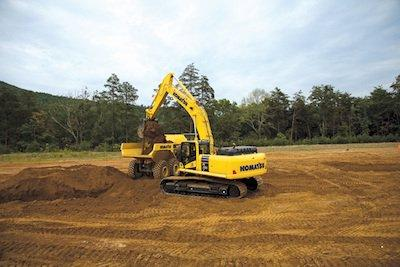 Download Komatsu PC390LC-10(USA) CRAWLER EXCAVATOR Operation and Maintenance Manual SN A30001-UP