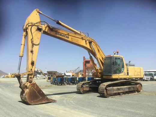 Download Komatsu PC400-6(JPN) CRAWLER EXCAVATOR Service Repair Shop Manual SN 32001-UP