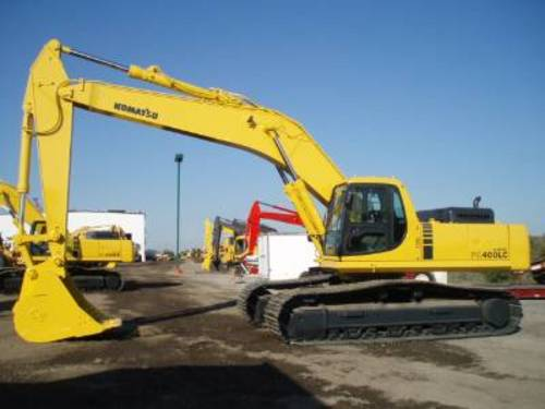 Download Komatsu PC400HD-6(USA)-LM CRAWLER EXCAVATOR Operation and Maintenance Manual SN A85001-UP