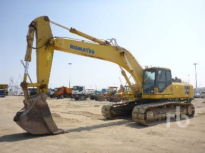 Download Komatsu PC400LC-1(JPN) CRAWLER EXCAVATOR Service Repair Shop Manual S/N 10124-UP
