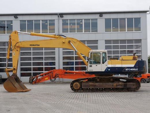 Download Komatsu PC400LC-5(JPN) CRAWLER EXCAVATOR Service Repair Shop Manual SN 20603-UP