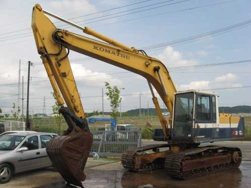 Download Komatsu PC650LC-3(JPN) CRAWLER EXCAVATOR Service Repair Shop Manual S/N 10501-UP