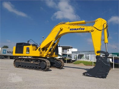 Download Komatsu PC800-7(JPN) Field Assembly Manual SN 40001-UP