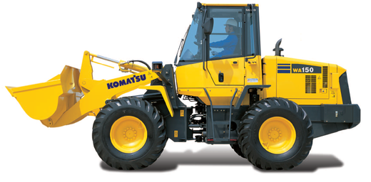 Download Komatsu WA150-5(JPN)-FOR CAB Wheel Loader Operation and Maintenance Manual S/N 65001-73684
