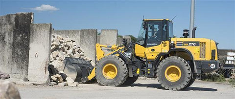 Komatsu WA270-7 Wheel Loader Service Repair Manual SN A27001 & Up