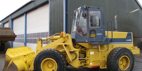 Komatsu WA320-6, WA320PZ-6 Wheel Loader Service Repair Shop Manual