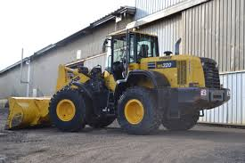 Komatsu WA320-7 Wheel Loader Service Repair Manual PDF