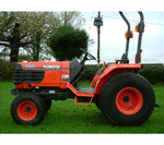 Kubota B2710 B2910 B7800 Tractor Parts Catalog Manual