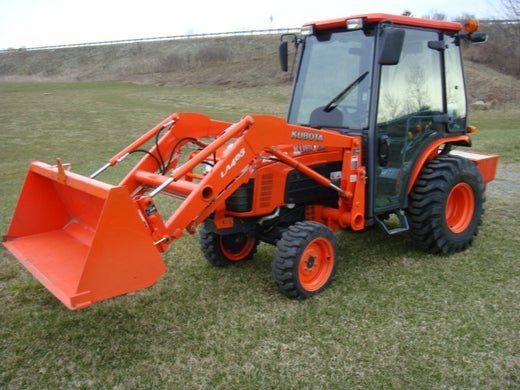 Kubota B3030 Tractor Service Repair Manual