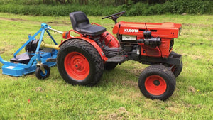 Kubota B5100, B6100, B7100 Tractor Service Repair Manual