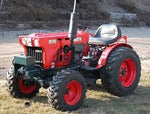Kubota B6100D Tractor Service Repair Manual