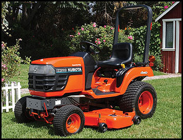 Kubota BX1500 Tractor Workshop Service Repair Manual
